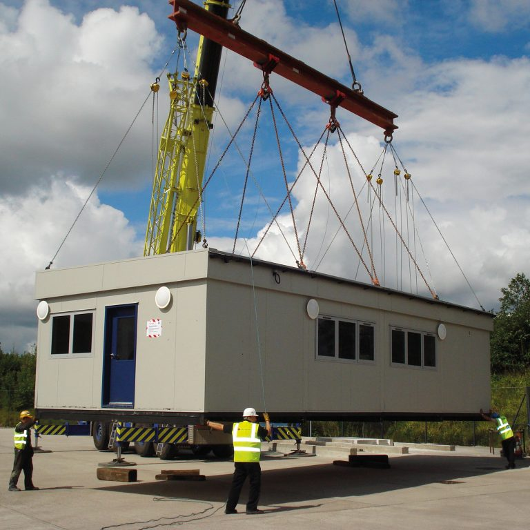 Multi Point Lifting Beams Lifting Projects Uk