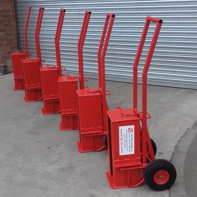 Testing Equipment | Lifting Projects UK