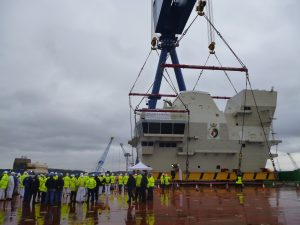 SPECIALIST MARINE SUPPORT   Lifting Projects UK