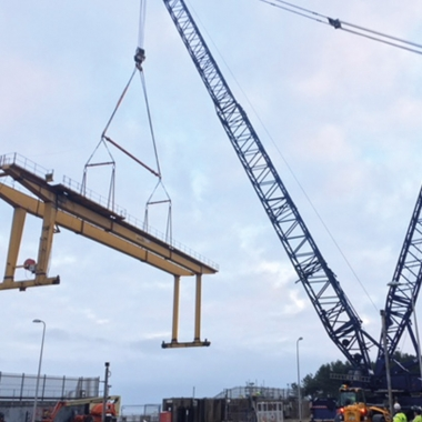 Complex Lifting Solutions | Lifting Projects UK